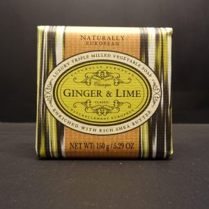 Ginger & Lime