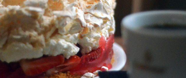 Blumenhaus-Café Friedrichstadt weitum bekannt für hausgemachten Kuchen, Torten und leckeren Kaffe