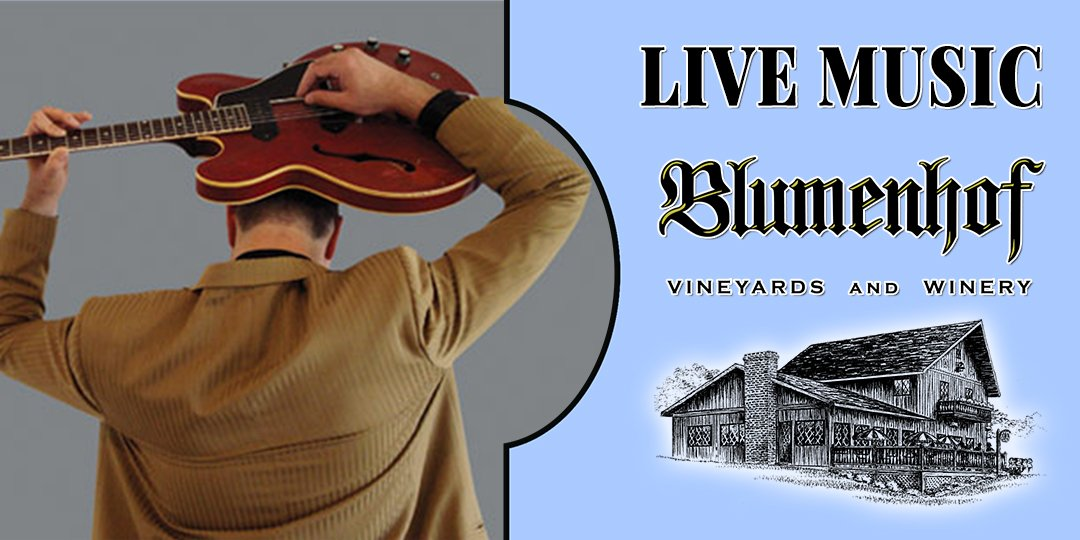 Pennsylvania Slim at Blumenhof Winery