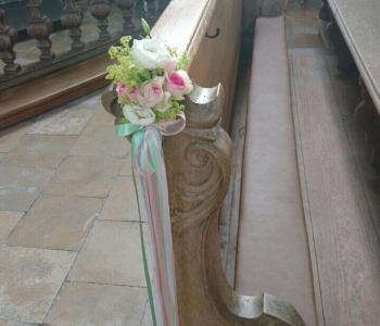 Hochzeitsschmuck - Blumendeko für Hochzeiten