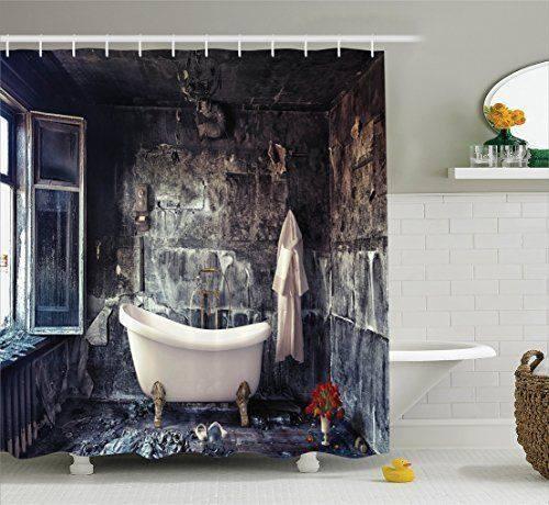 Image Result For Bathroom Curtain Ideas Pinterest