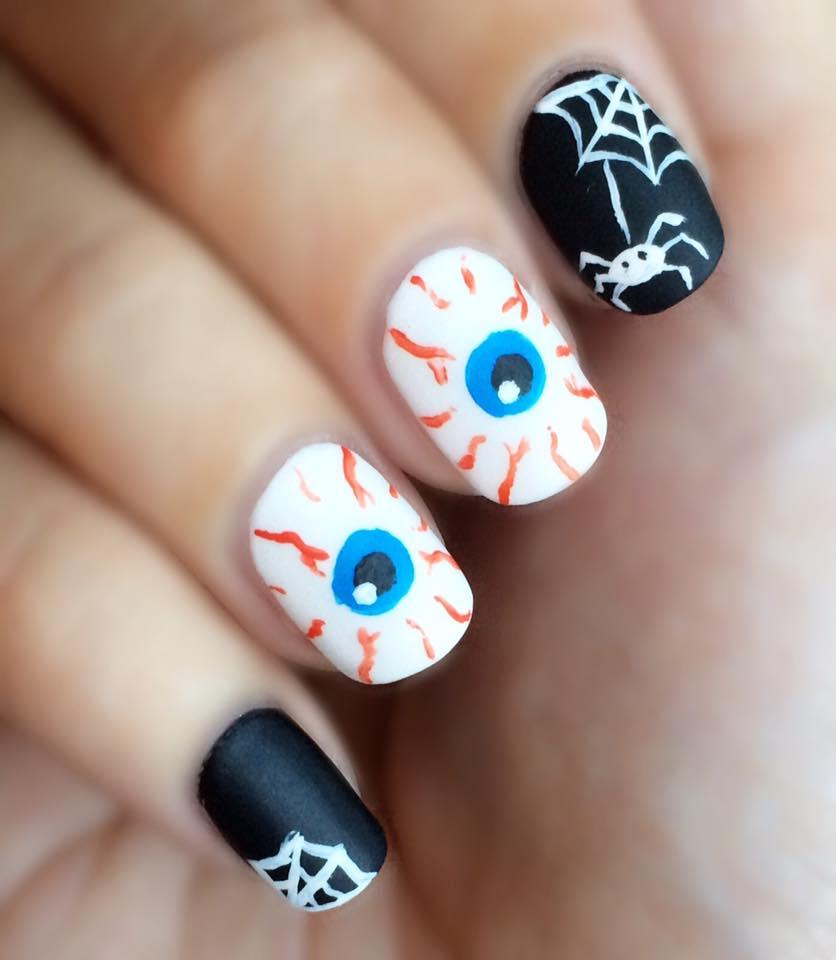 Themed Nails Nail Art Design