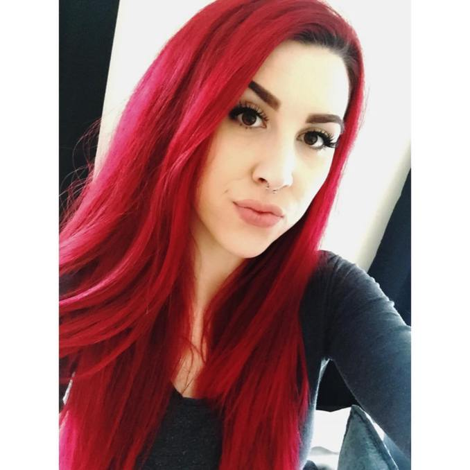 Image Result For Black To Red Hair Ombre