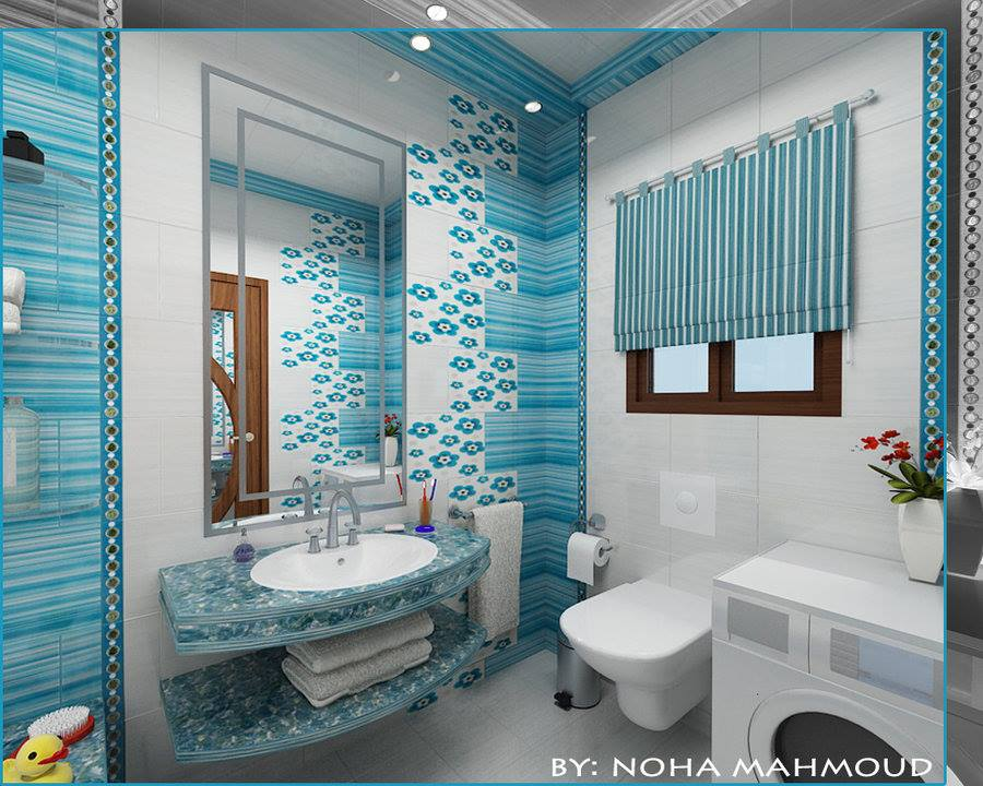 50 Cute And Striking Kids Bathroom Decor For Fun Bathing Hours on Fun Bathroom Ideas  id=89782