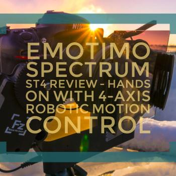 eMotimo Spectrum St4 Review