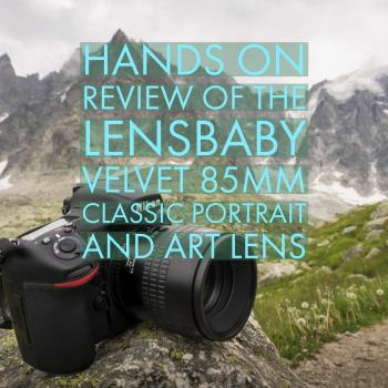 Lensbaby Velvet 85mm Review