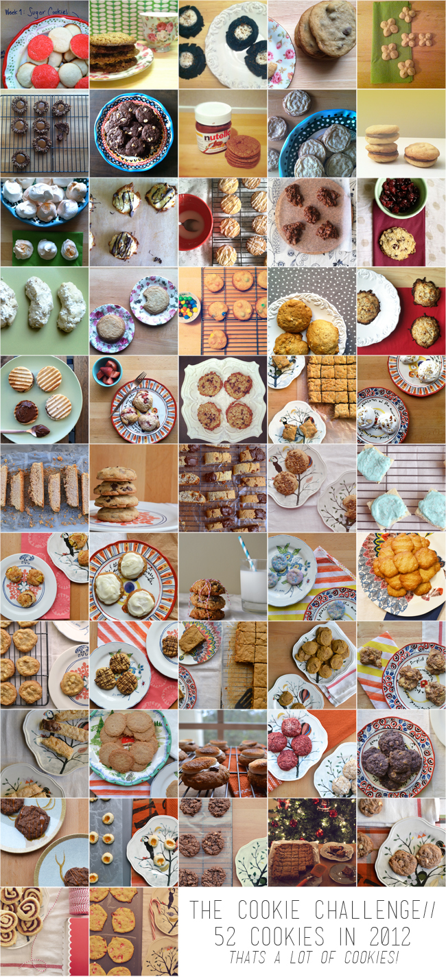 52 Cookies in a Year