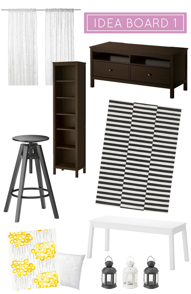 Home Decor Living Room Inspiration From Ikea Blush And Jelly