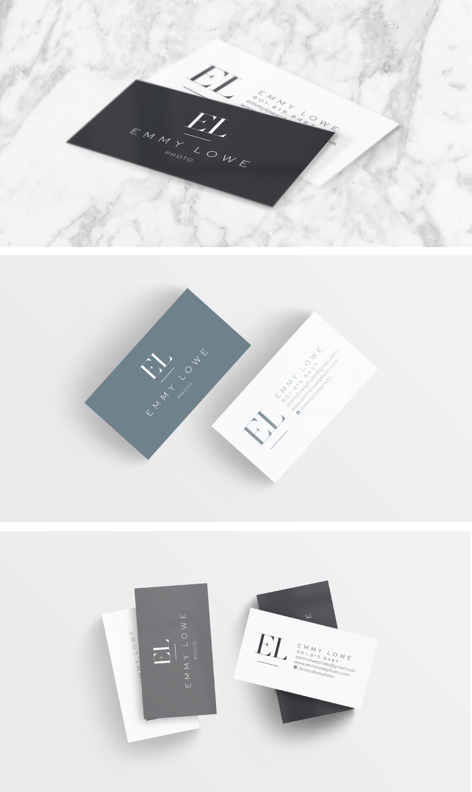 Emmy Lowe Business Cards