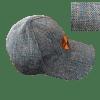 Metal Blue low radiation cap