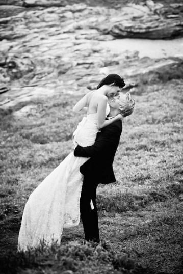 Real Blushing Brides