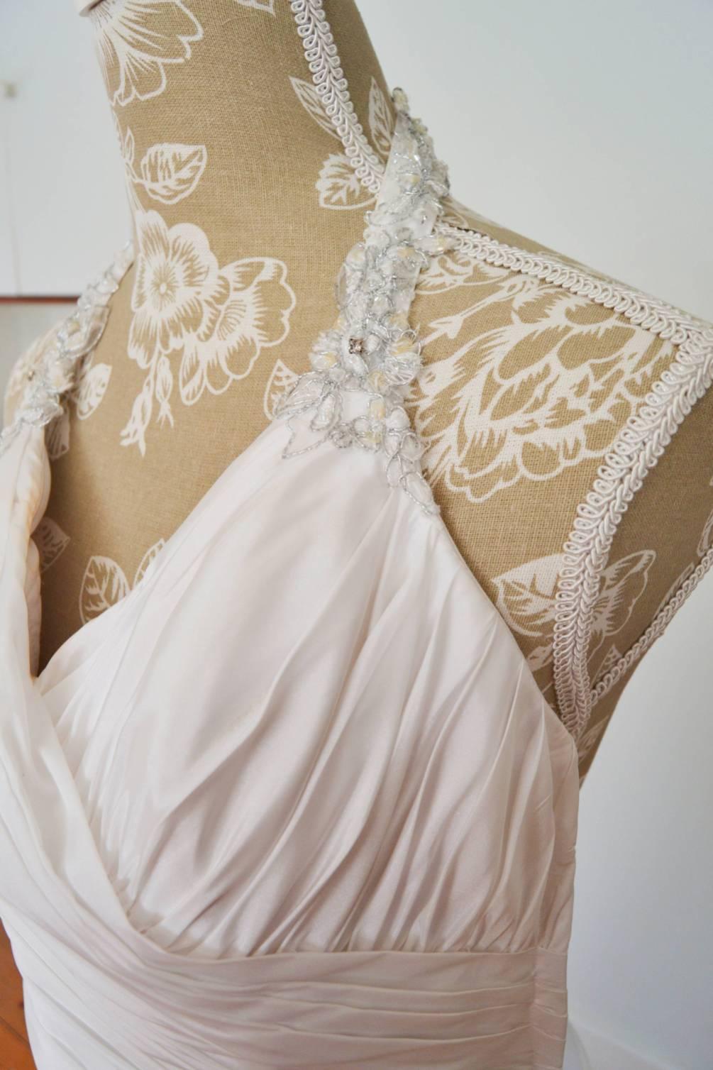 Mermaid Billie wedding dress