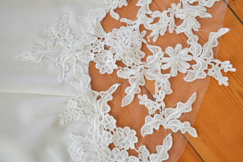 Mermaid Natalie wedding dress