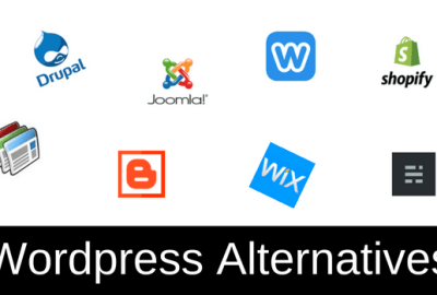 The Most Popular WordPress Alternatives Explained | Blushing Geek