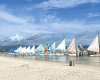 Spending Summer in Boracay Island | Blushing Geek
