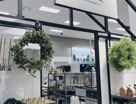 holiday home decor magnolia line target