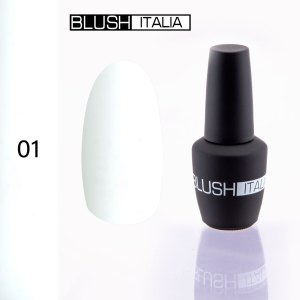 gel polish 01 blush italia