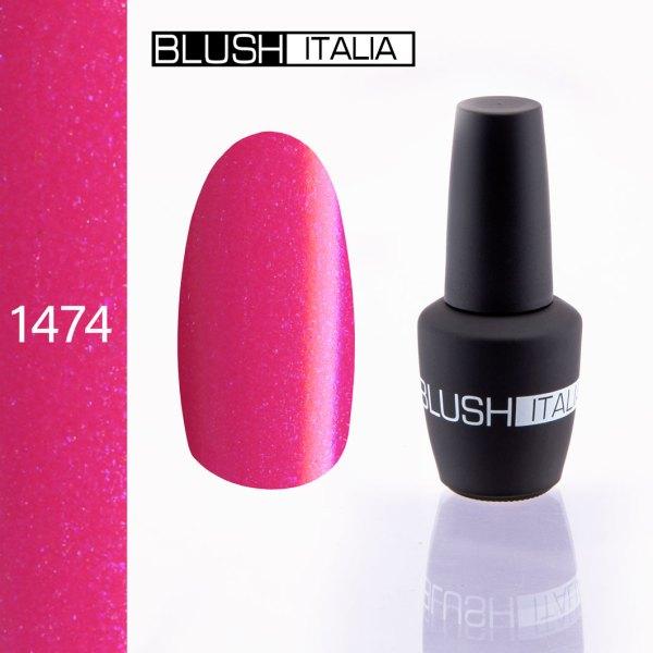 gel polish 1474 blush italia