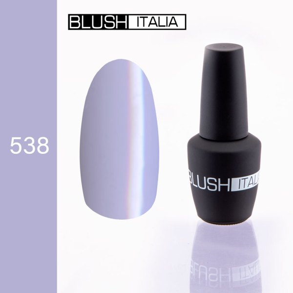 gel polish 538 blush italia