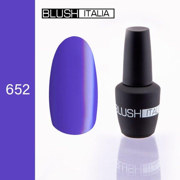 gel polish 652 blush italia