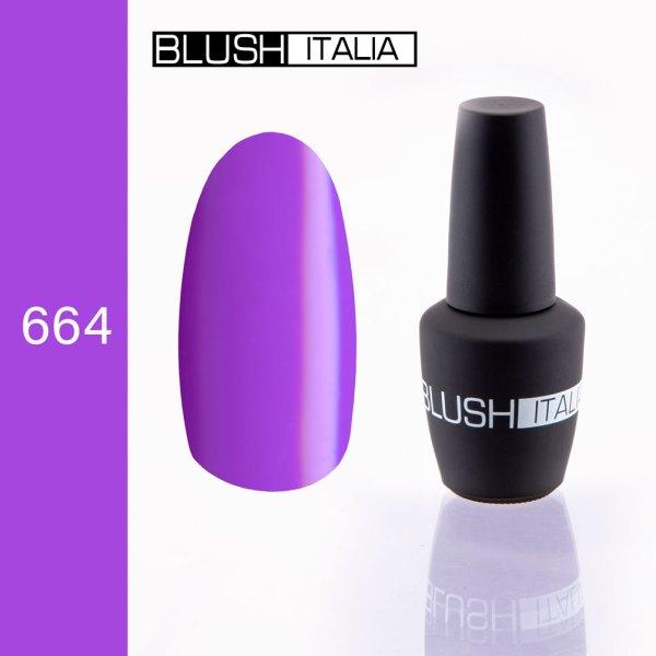 gel polish 664 blush italia