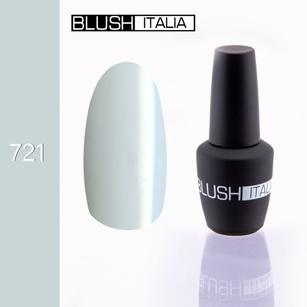 gel polish 721 blush italia