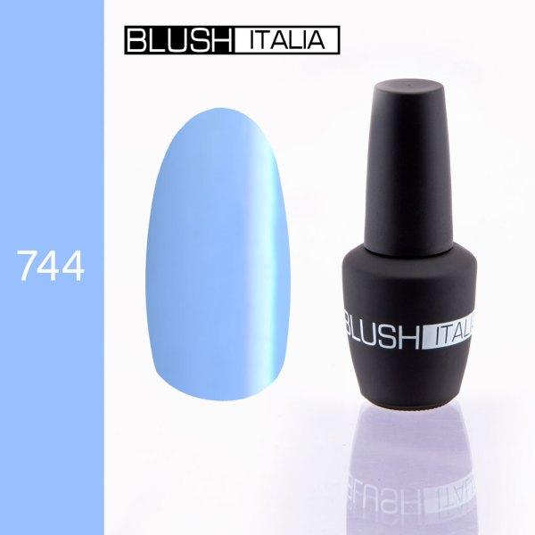gel polish 744 blush italia