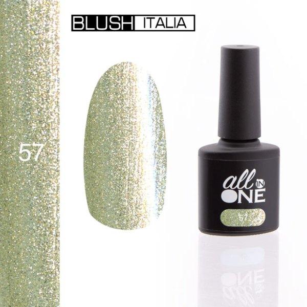 smalto semitrasparente all in one57 blush italia
