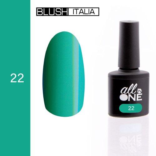 smalto semitrasparente all in one22 blush italia