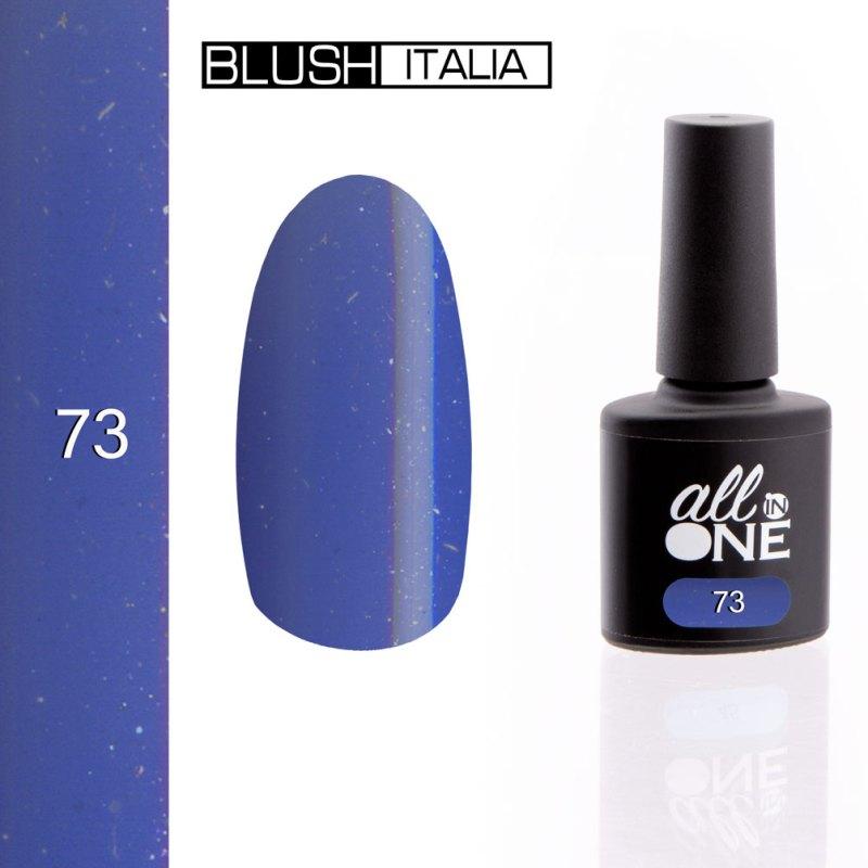 smalto semitrasparente all in one73 blush italia