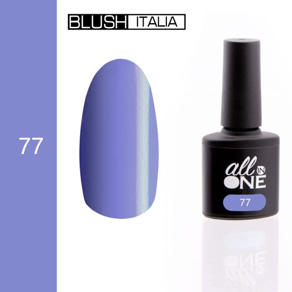 smalto semitrasparente all in one77 blush italia