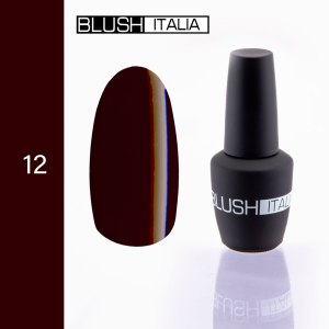 gel polish 12 blush italia