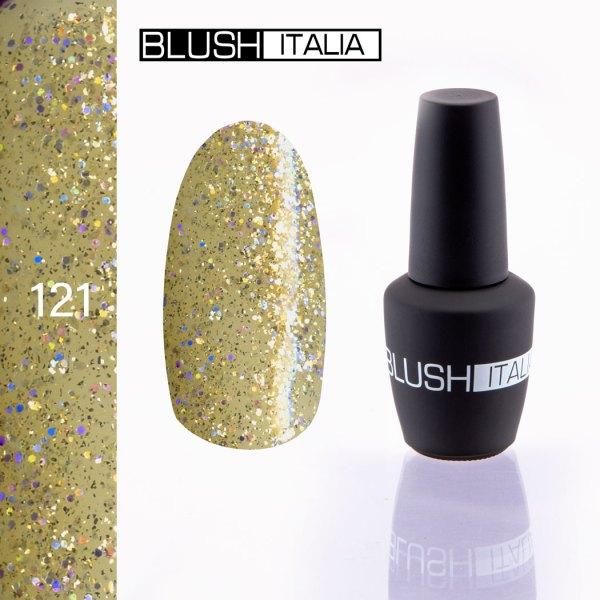 gel polish 121 blush italia