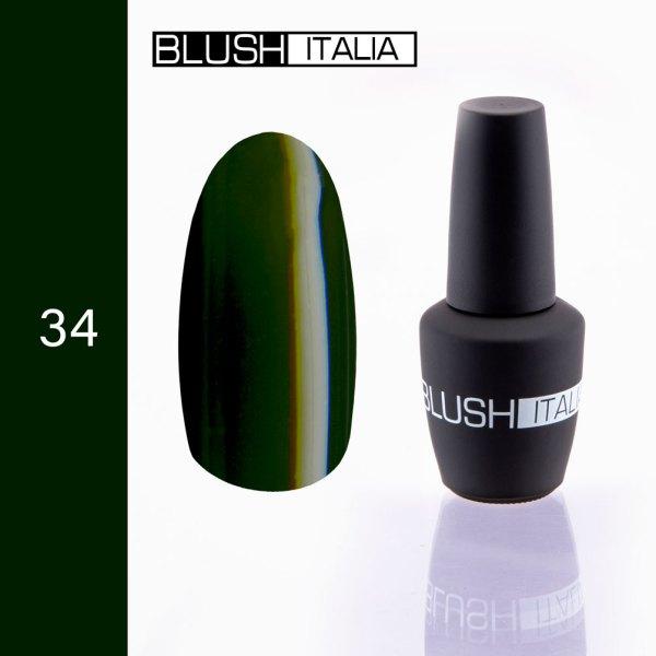 gel polish 34 blush italia