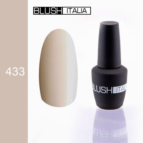 gel polish 433 blush italia