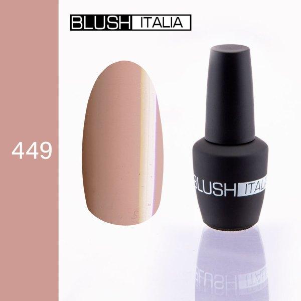 gel polish 449 blush italia