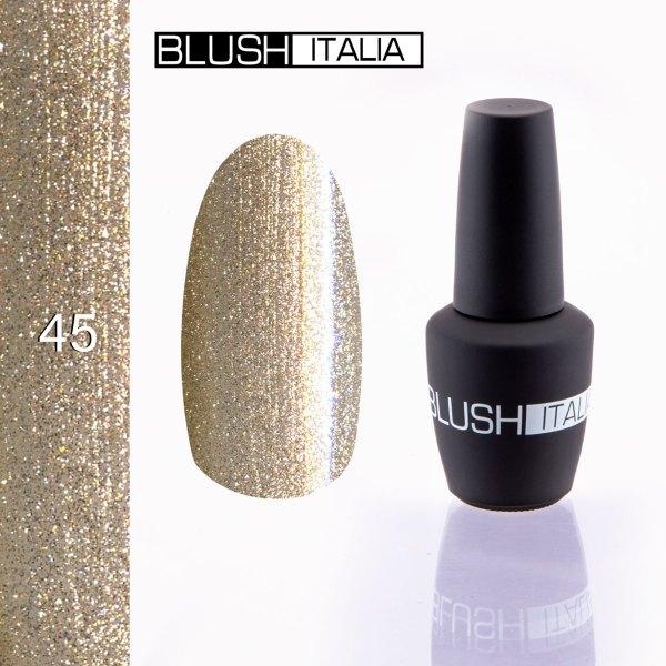 gel polish 45 blush italia