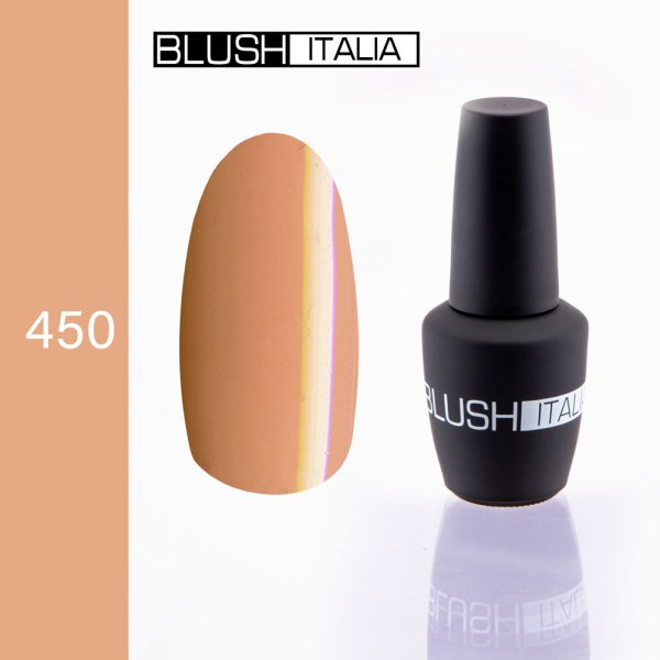 gel polish 450 blush italia