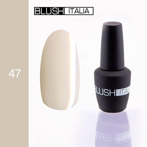gel polish 47 blush italia