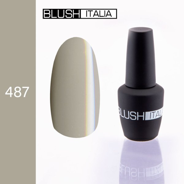 gel polish 487 blush italia