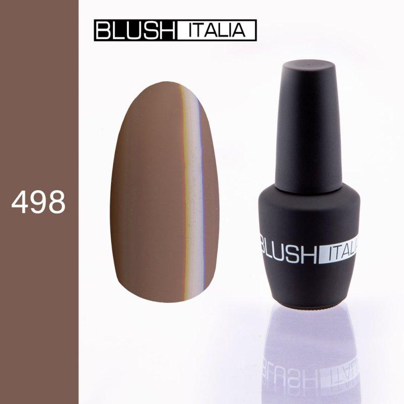 gel polish 498 blush italia