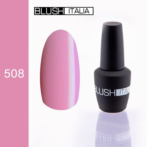 gel polish 508 blush italia