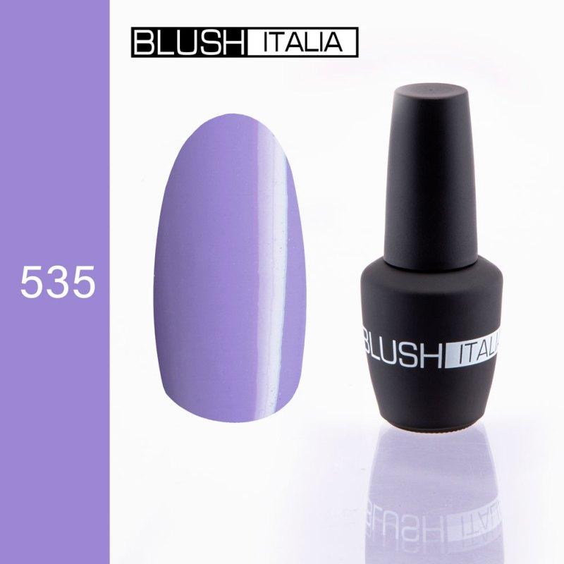 gel polish 535 blush italia