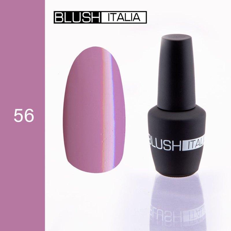 gel polish 56 blush italia