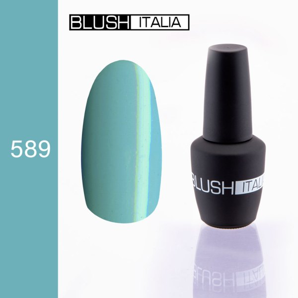 gel polish 589 blush italia