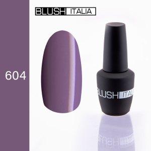 gel polish 604 blush italia