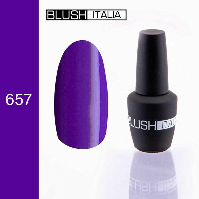 gel polish 657 blush italia