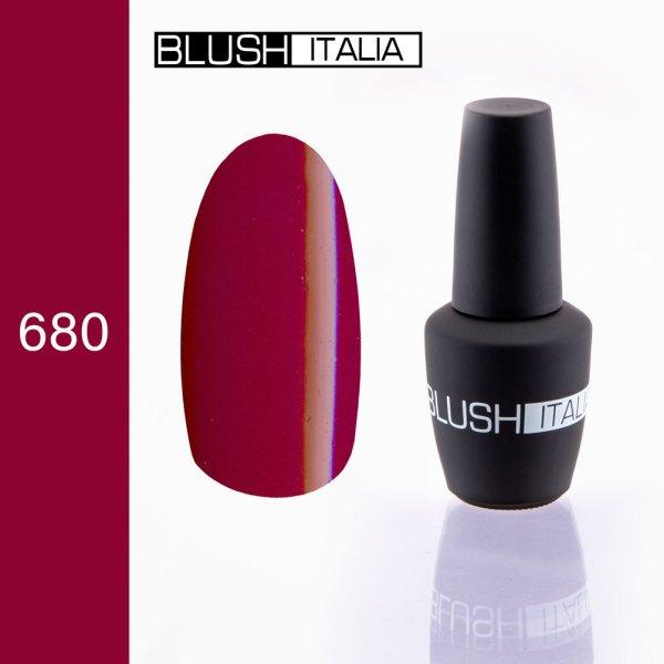 gel polish 680 blush italia
