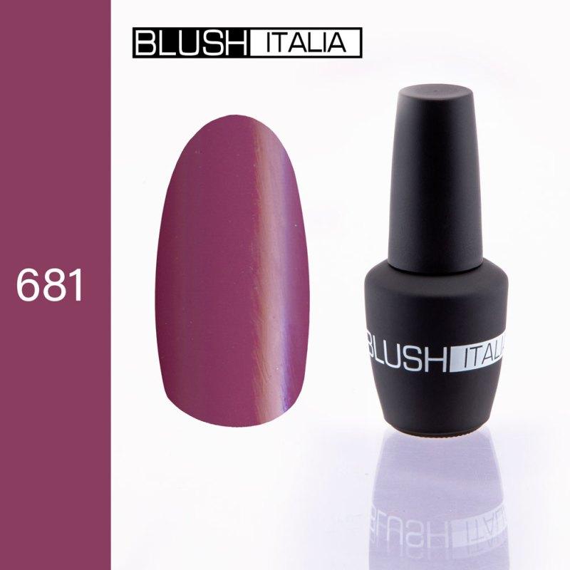 gel polish 681 blush italia