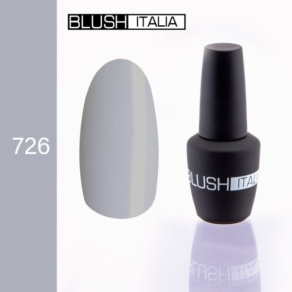 gel polish 726 blush italia